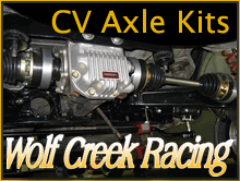 Wolf Creek Racing CV Axle Kits for Datsun 501 and Z-cars