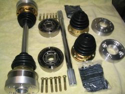 Wolf Creek Racing CV Axle Kit for Datsuns