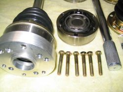 Wolf Creek Racing CV Axle Kit