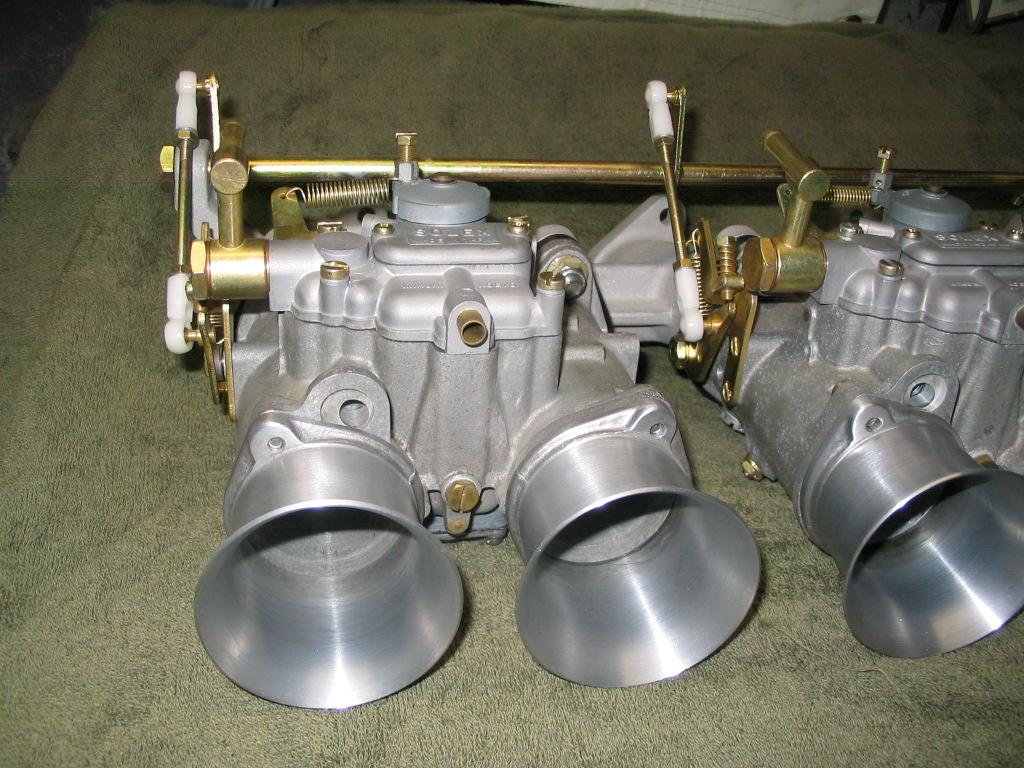 Carbs Manifold Parts