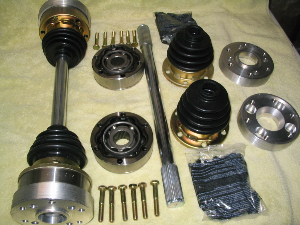 Wolf Creek Racing CV Axle Kits
